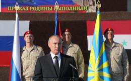 Rút quân khỏi Syria, ông Putin đang quay lưng lại với Tổng thống Assad?