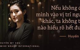 """Huyền My: """"Tôi không hiểu động cơ nào khiến họ cố tình tìm cách bôi xấu đại diện Việt Nam tại một cuộc thi casino o viet nam"""""""