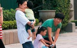 Từ Hy Viên: Người đẹp nức tiếng xứ Đài năm nào giờ thành bà mẹ bỉm sữa luộm thuộm