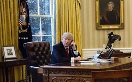 Vừa họp báo xong, Tổng thống Putin bất ngờ được ông Trump gọi điện cảm ơn