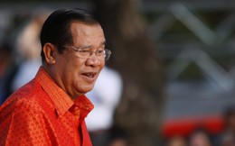 """Thủ tướng Campuchia Hun Sen thách Mỹ, EU đóng băng """"tài sản ở nước ngoài"""""""