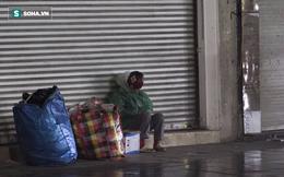 Người vô gia cư Hà Nội, những ngày giá lạnh này họ ở đâu?