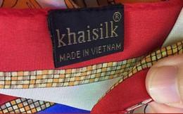 """Bán """"lụa nilon"""": Không riêng gì Khaisilk"""