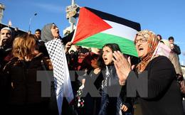 Các nước Arab tìm cách đáp trả quyết định của Mỹ về Jerusalem
