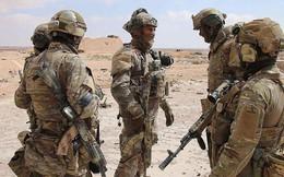 Đặc nhiệm Nga với bộ trang phục bất khả chiến bại trên chiến trường Syria