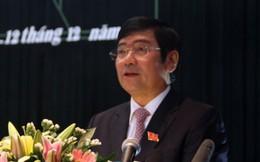 Kỷ luật cảnh cáo nguyên Chủ tịch UBND tỉnh Vĩnh Phúc Phùng Quang Hùng