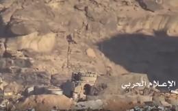 Phát bắn tỉa của quân Houthi và chuyến đi tuần may mắn của xe thiết giáp Arabia Saudi