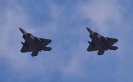 Máy bay Mỹ đuổi máy bay Nga ở vùng chiến sự Syria