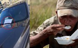Người đàn ông nghèo vô tình làm xước xe hơi đắt tiền và cách ứng xử khiến ai cũng phải nghiêng mình nể phục