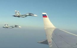 Tiết lộ sốc: Su-30SM sẵn sàng hứng tên lửa, bảo vệ TT Putin trong chuyến thăm tới Syria