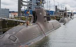 """Toàn bộ tàu ngầm quân sự hiện đại hư hỏng nặng, Đức """"điêu đứng"""""""