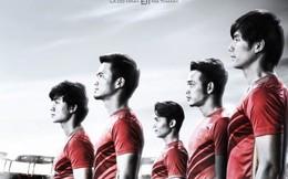 'Thế hệ vàng' Huỳnh Đức, Hồng Sơn, Tài Em đi đóng phim về bóng đá
