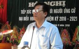 Nguyên Chủ tịch huyện Hoằng Hóa, Thanh Hóa: Ký tuyển dụng sai hàng loạt cán bộ, công chức
