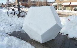 16 khoảnh khắc ấn tượng chỉ có thể thấy được mỗi khi tuyết rơi