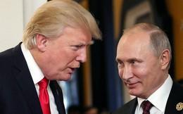 Điểm bất thường trong cú điện cảm ơn người đồng cấp Trump của Tổng thống Putin