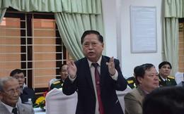"""Bí thư Trương Quang Nghĩa nói với các vị tướng, tá về Vũ """"nhôm"""", Út """"trọc"""""""