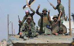 Chặn phiến quân Syria, Nga dồn dập trút bão lửa yểm trợ quân Assad