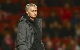M.U thua sốc đội hạng dưới ở giây cuối, Mourinho nói gì?