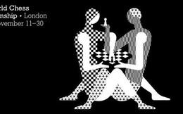 """Logo giải cờ vua thế giới bị liên tưởng thành """"tư thế phòng the"""""""