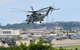 Tỉnh Okinawa yêu cầu đình chỉ các hoạt động bay của lực lượng Mỹ