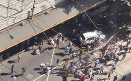 Nghi khủng bố ở Úc: 'Xe điên' đâm 15 người bị thương