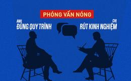 PHỎNG VẤN NÓNG: Đại diện họ Đúng và họ Rút ở Việt Nam bất ngờ lên tiếng