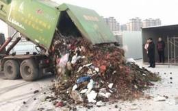 8 người lục tung 13 tấn rác để tìm nhẫn kim cương 'khủng' bị thất lạc