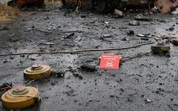 Bom mìn dày đặc ở miền đông Ukraine đe dọa tính mạng hàng ngàn trẻ em