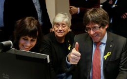 Ông Carles Puigdemont sẽ làm Thủ hiến Catalan từ Bỉ