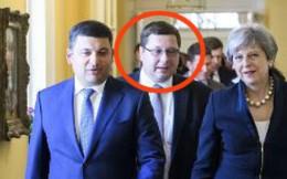 Phiên dịch viên của Thủ tướng Ukraine bị bắt, nghi là gián điệp cho Nga