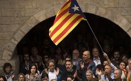 Phe ủng hộ Catalonia độc lập bất ngờ chiến thắng bầu cử