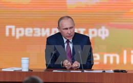 Tổng thống Nga Putin chỉ trích chiến lược an ninh mới của Mỹ