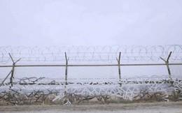 Ý nghĩa của những kí tự bí ẩn trên hàng rào gần biên giới liên Triều