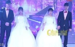 """Đám cưới """"thử tài tinh mắt"""" của hai anh em sinh đôi lấy... hai chị em cũng sinh đôi"""