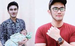 """Sự thật đằng sau bức ảnh chàng trai bế em bé """"nổi như cồn"""" trên mạng xã hội"""