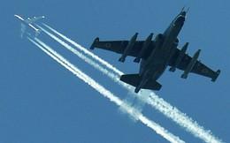 Xem Su-25SM3 phóng tên lửa, huỷ diệt mục tiêu mặt đất