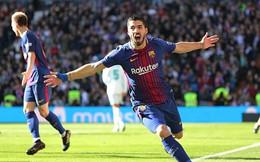 """Real Madrid 0-3 Barcelona: Messi """"kết liễu"""" Real bằng pha kiến tạo siêu hạng"""