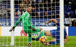 Vứt đi hàng tá cơ hội, Man United đau khổ nhìn Man City một mình một ngựa về đích