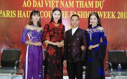 Nhà thiết kế Việt trình diễn mở màn Paris Fashion Week - Haute Couture 2018
