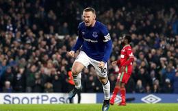 Vì sao Rooney 'mất tích' khi Everton đấu Chelsea?