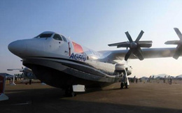 Trung Quốc tung thủy phi cơ lớn nhất thế giới