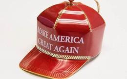"""Đồ Giáng sinh của Tổng thống Trump hạ giá vẫn """"ế"""""""
