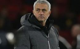 M.U thi đấu kém xa Man City khiến tương lai HLV Mourinho bấp bênh