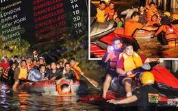 Trước khi đổ bộ vào Việt Nam, bão Tembin khiến hơn 200 người thiệt mạng và khoảng 153 người mất tích tại Philippines