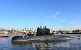 Vụ tàu ngầm Argentina mất tích: Phát hiện tín hiệu liên lạc mới ở Nam Đại Tây Dương