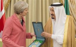 Lãnh đạo Trung Đông tặng xa xỉ phẩm lấy lòng chính trị gia Anh