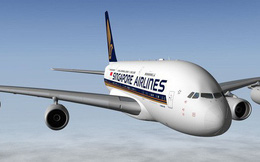 Bên trong khoang hạng nhất của máy bay A380 tại Singapore: không khác gì một phòng khách sạn!