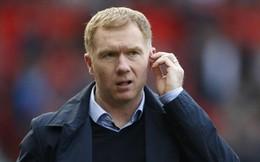 Hay chỉ trích Man Utd trên truyền hình, Paul Scholes lỡ cơ hội làm thầy ở Old Trafford