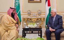 """Chống lại cả thế giới Ả Rập, thái tử Saudi khuyên Palestine """"nghe lời Mỹ"""" về Jerusalem"""