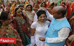 'Ông trùm kim cương' tài trợ đám cưới hoành tráng cho hàng trăm cô dâu mồ côi